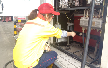 CNPC Hubei Yichang Sales Branch To Use Our Petroleum And Petrochemical Explosion-proof Guard Patrol System